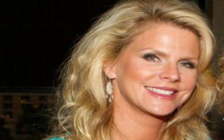 Betsy Berardi is the ex-wife of the hard rock singer Sammy Hagar aka 'The Red Rocker.'