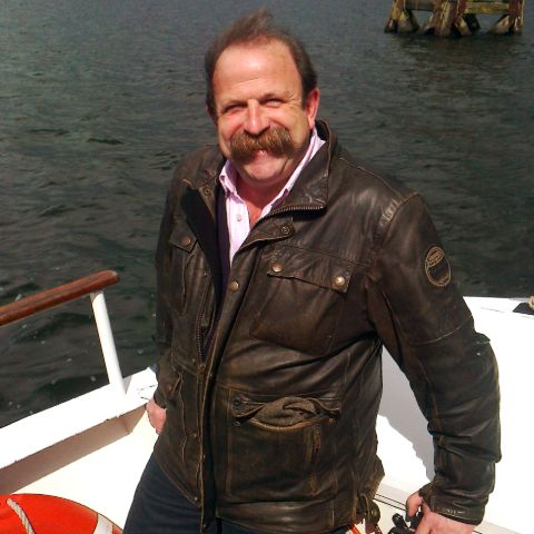 Dick Strawbridge first appeared on the Channel 4 show Scrapheap Challenge as an engineering and environmental specialist.