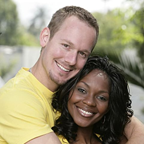 Ericka Dunlap and her then-husband, Brian Kleinschmidt, finished third overall on The Amazing Race 15.