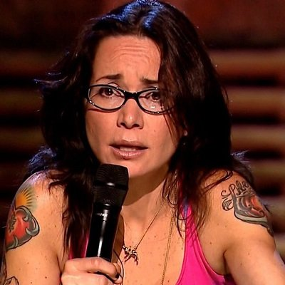 Janeane Garofalo appeared in many shows as a guest.