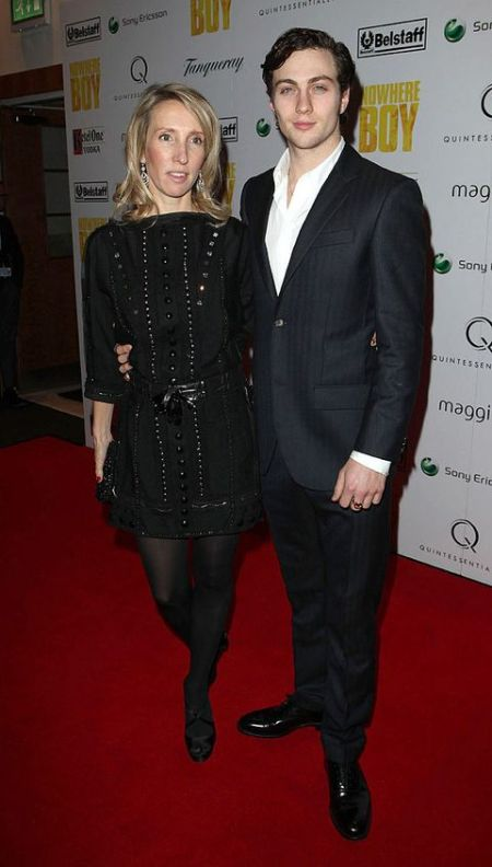 Aaron Johnson officially tied a knot with Sam Taylor in June 2012.