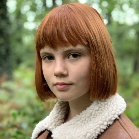 Isla Johnston also had the opportunity to showcase her talent in the 2019 short film 'Unmourned.'