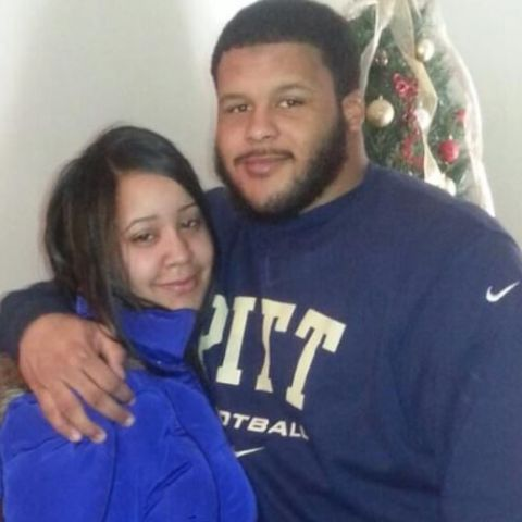 Jaelynn Blakey and Aaron Donald been together for at least six or seven years.