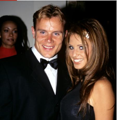 first got engaged to former Gladiator Warren Furman in 1997.