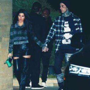 Travis Barker's Ex Mocks Racy Instagram Post With Kourtney Kardashian