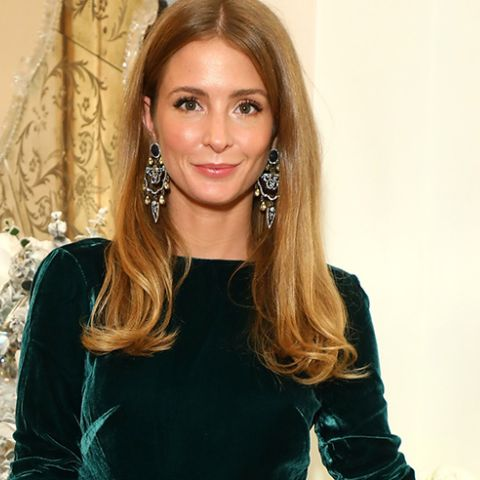 Millie Mackintosh, a British TV personality and model, is married to Hugo Taylor.