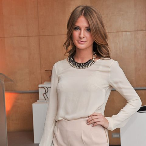 Millie Mackintosh rose to prominence in 2011 after joining the original cast of the British reality television series 'Made in Chelsea.'