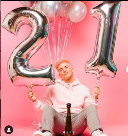 Tony Lopez celebrates his birthday on every 19 August.