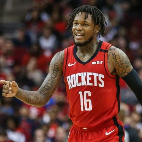 Ben McLemore and his wife met on a blind date, which was set up by mutual friends.