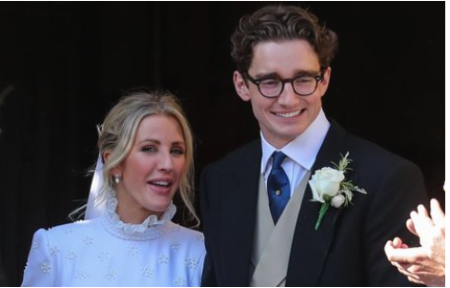 Ellie Goulding lived in SoHo apartment with husband Caspar Jopling.