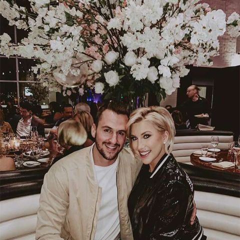 Savannah Chrisley has been in a relationship with country singer Blaire Hanks since 2015.