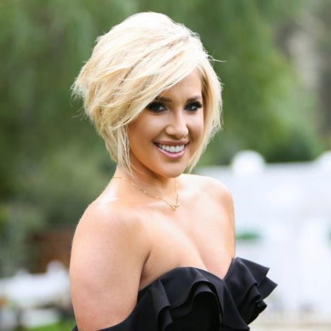 Savannah Chrisley became embroiled in a Twitter squabble after being irritated by an incident in her personal life.