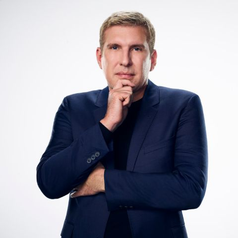 Todd Chrisley was married to Teresa Terry until 1996.