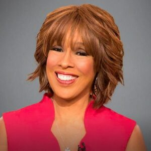 Gayle King was employed as a news anchor by WFSB in Hartford, Connecticut