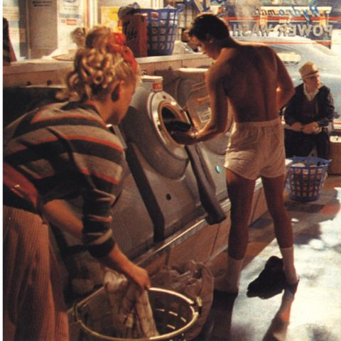 Nick Kamen appeared in Levi's ad in boxer