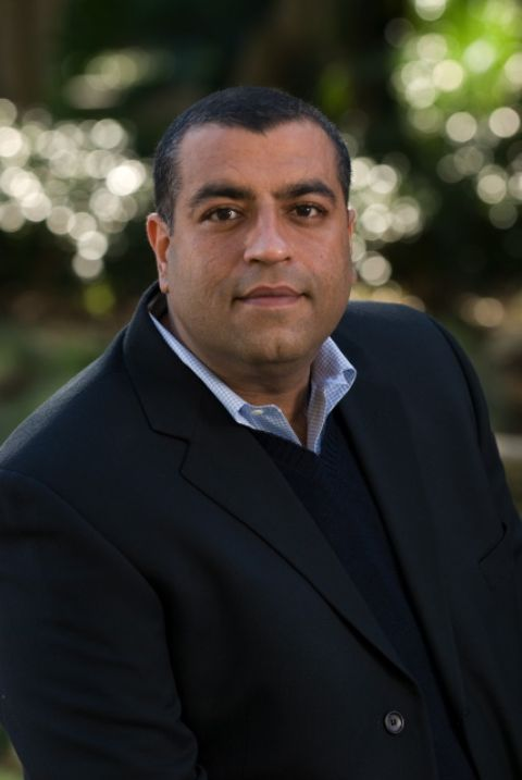Neeraj Khemlani is senior vice president and chief creative officer of the Hearst Corporation, as of December 2012.