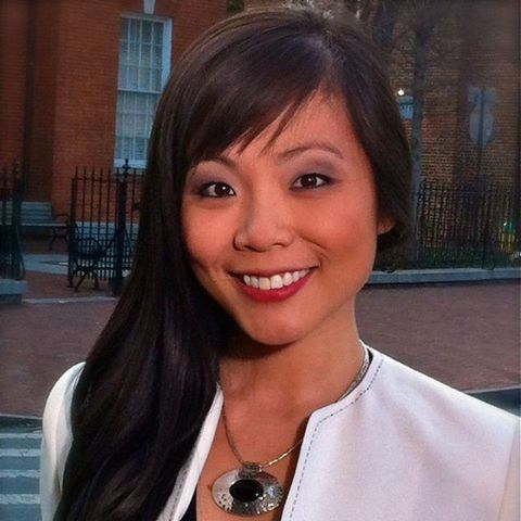 Weijia Jiang primary source of income is her work as a journalist/reporter.