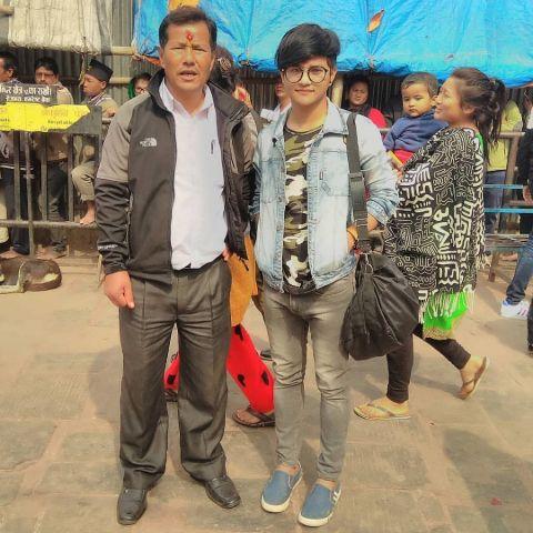 Bijay Baniya was born in Kathmandu, Nepal.