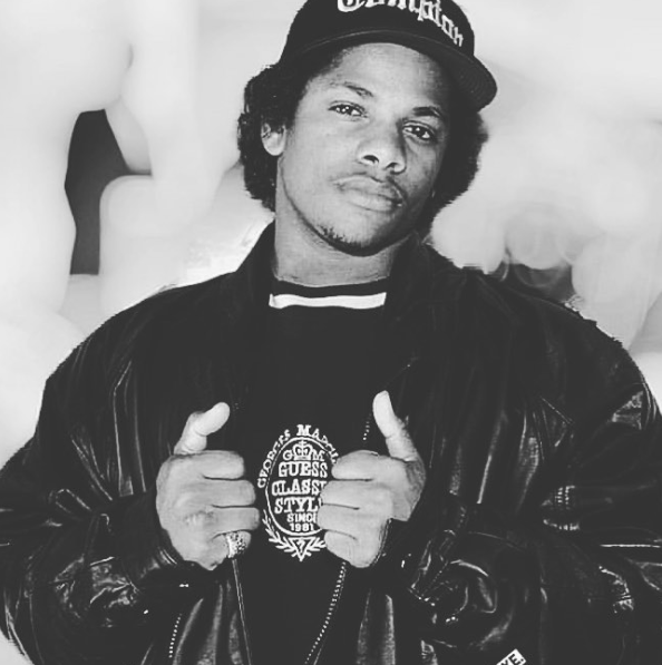 Eazy-E was admitted to Cedars-Sinai Medical Center in Los Angeles on February 24, 1995, with a violent cough.