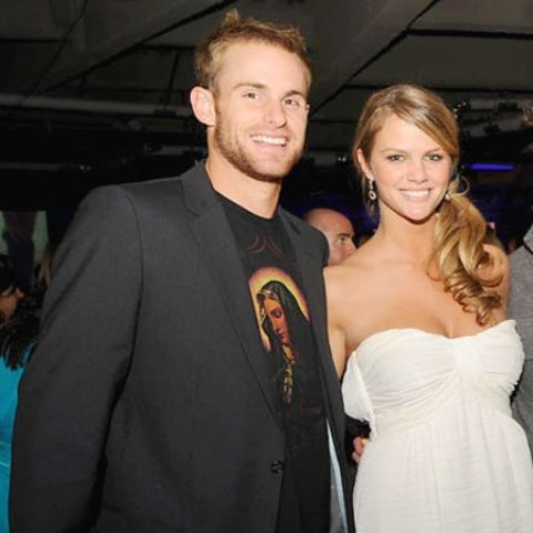 Brooklyn Decker is a football and basketball fan of the Carolina Panthers and the North Carolina Tar Heels.