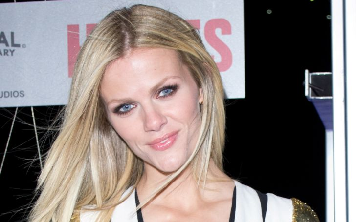 """Brooklyn Decker made her feature film debut in 2006 with the comedy-drama """"The Devil Wears Prada,"""" but her role was small and uncredited."""