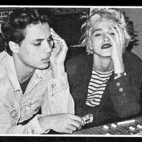 Madonna makes touching tribute to Nick Kamen