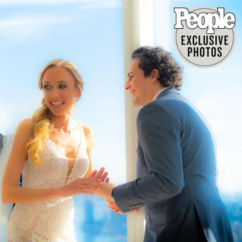 Katherine Clare Timpf is happily married to a Cameron Firshcis