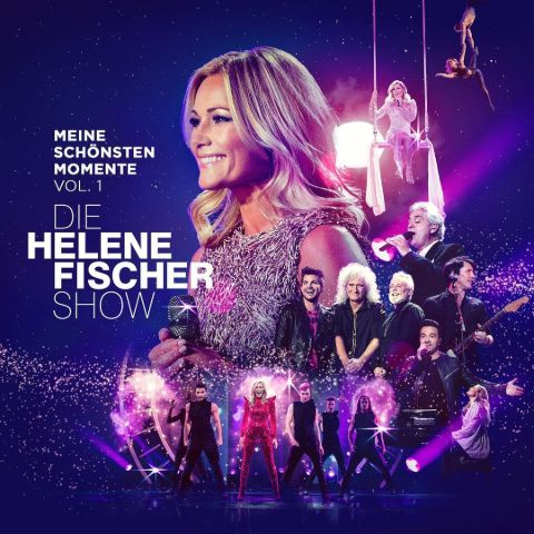 Fisher hosts the yearly music entertainment show Die Helene Fischer Show