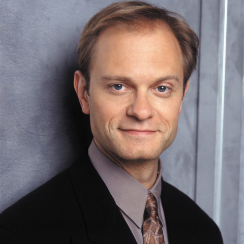 """David Hyde Pierce received $1 million per episode of """"Frasier"""" during its final two seasons."""