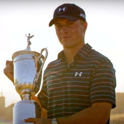 Jordan Spieth is one of the world's highest-paid athletes.