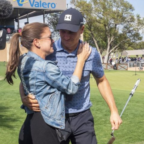 Jordan Spieth's wife  is currently and has previously been active in a variety of projects.