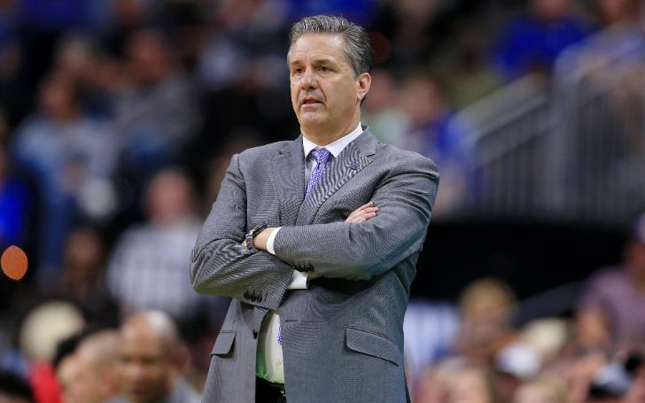 John Vincent Calipari is a basketball coach from the United States