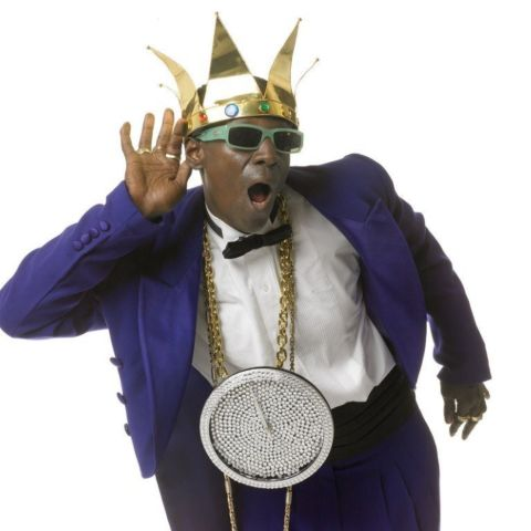 Flavor Flav is best known for co-founding Public Enemy, one of the most successful rap groups in history.