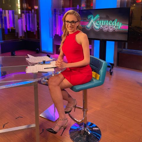 Katherine Clare Timpf is doing a show in a Fox News.