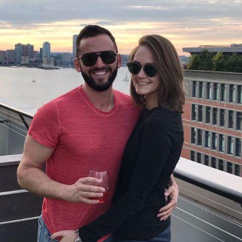 Jessica Tarlov is dating Roman Kuznetsov.