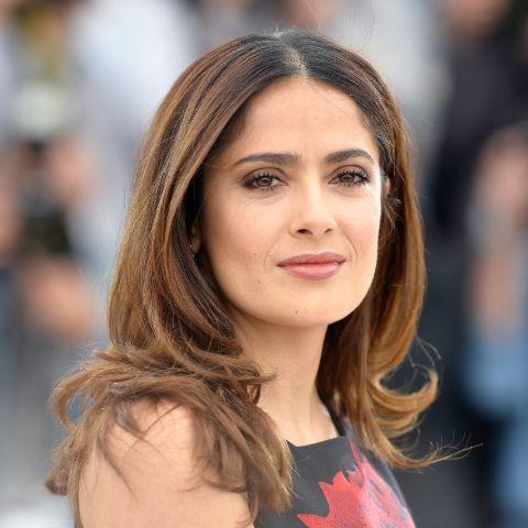 Salma Hayek was born and raised in an affluent family with all the privileges.