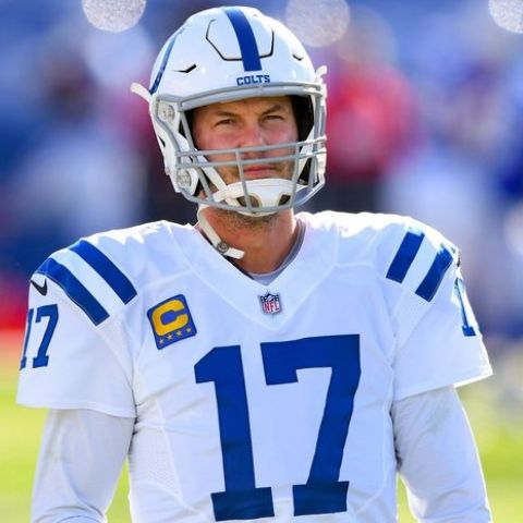 Philip Rivers retired in 2020 after 17 seasons in the NFL, following a final season with the Indiana Colts.