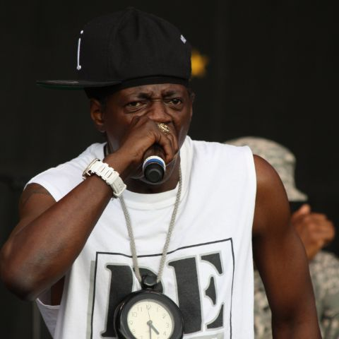 """Flavor Flav co-founded """"Public Enemy"""" with Chuck D."""