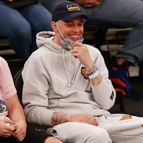Pete Davidson is Casey's older brother and the son of Amy and Scott Matthew Davidson.