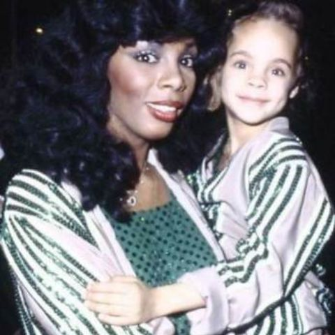 Mimi Sommer is famous as the daughter of Donna Summer.