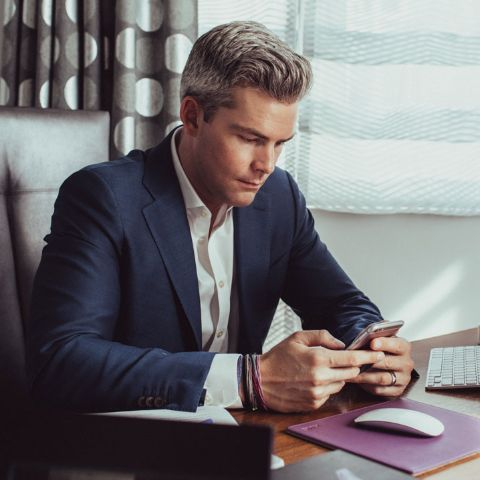 Ryan Serhant only earned $9,000 in his first year.