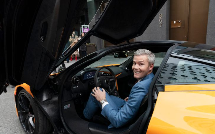 Ryan Serhant is a real estate broker, author, and television personality from the United States.