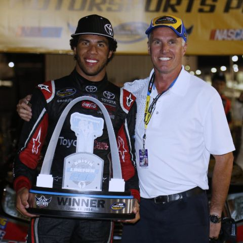 Darrell Wallace Sr. is mainly known as the father of Bubba Wallace.