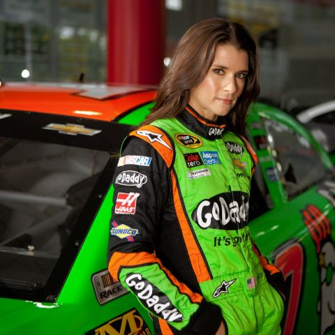 Danica Patrick is regarded as the most successful female driver in the history of American open-wheel racing.