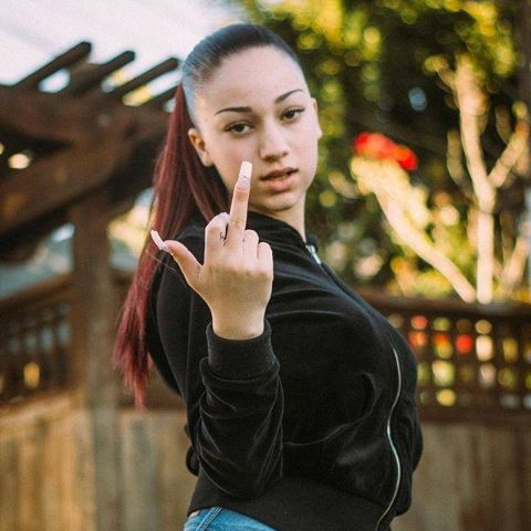 Danielle Bregoli began the year with the release of yet another non-album single, 'Both of Em.'