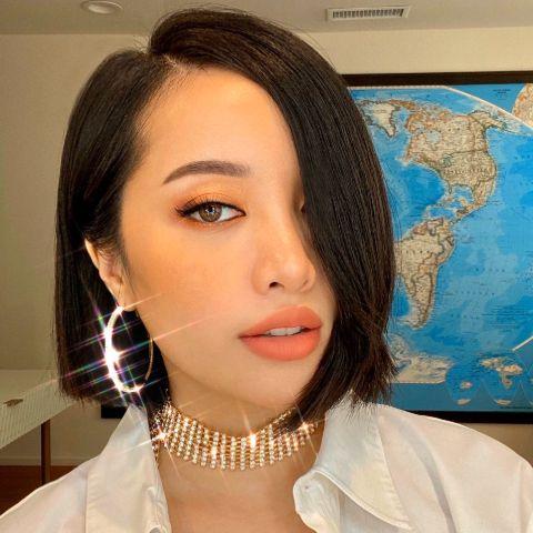 Michelle Phan began posting makeup tutorials on YouTube.