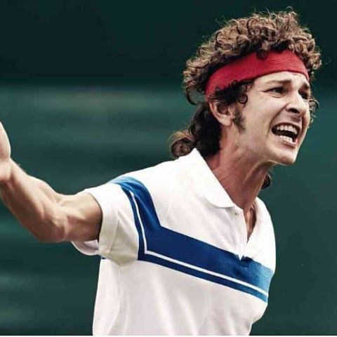 John McEnroe is known for his superb technique, an unrivaled number of victories.