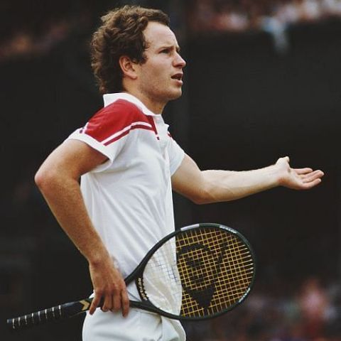 John McEnroe became famous for yelling at umpires, and the phrase became the title of his 2002 memoir.