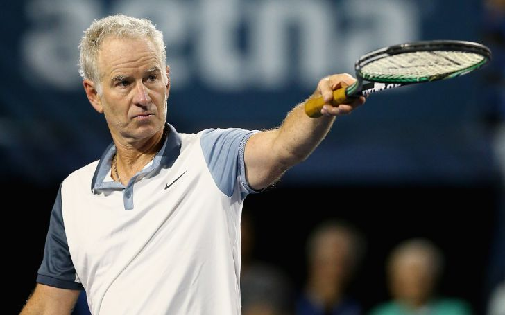 John McEnroe s a retired professional tennis player from the United States.