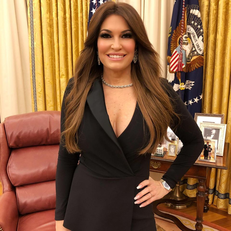 """Kimberly Guilfoyle is best known as a former Fox News Channel co-host of """"The Five"""" and """"Outnumbered."""""""